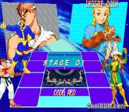 X-Men Vs  Street Fighter (Euro 961004) ROM Download for MAME