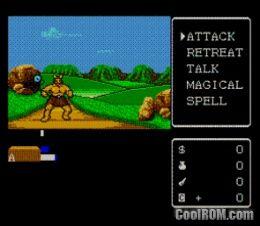 Miracle Warriors: Seal of the Dark Lord screenshot