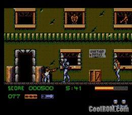 Robocop 3 Rom Download For Sega Master System Coolrom Com