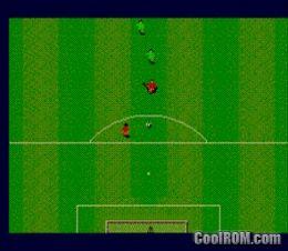 Sensible Soccer screenshot