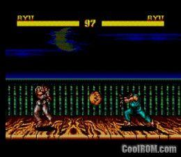 Street Fighter 2 ROM Download for Sega Master System