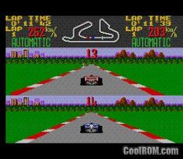 Super Monaco GP screenshot