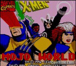 X-Men - Mojo World ROM Download for Sega Master System - CoolROM com