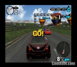 Beetle adventure racing rom download for nintendo 64 for Cool roms