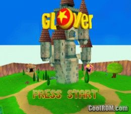 Glover rom download for nintendo 64 n64 for Cool roms