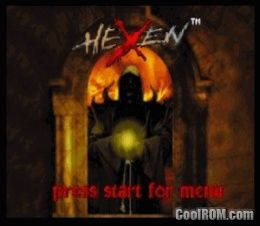 Hexen ROM Download for Nintendo 64 / N64 - CoolROM com