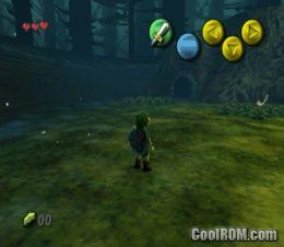 Legend of Zelda, The - Majora's Mask ROM Download for