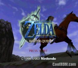 Legend of Zelda, The - Ocarina of Time ROM Download for Nintendo 64