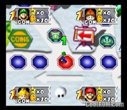 Mario Party 3 (Japan) ROM Download for Nintendo 64 / N64