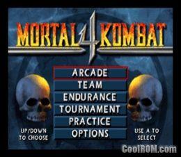 Mortal Kombat 4 ROM Download for Nintendo 64 / N64 - CoolROM com