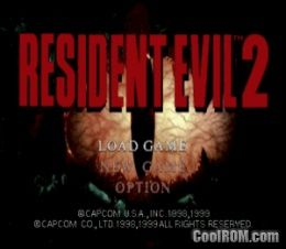 Resident Evil 2 ROM Download for Nintendo 64 / N64 - CoolROM com