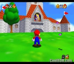 Super Mario 64 ROM Download for Nintendo 64 / N64 - CoolROM com