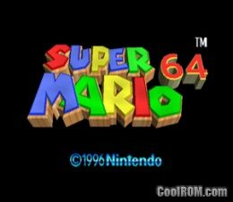 sm64 rom download