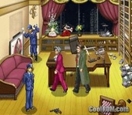 ace attorney investigations rom