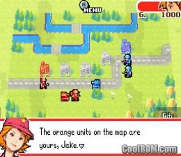 Advance Wars - Dual Strike (U)(Lube) ROM < NDS ROMs ...