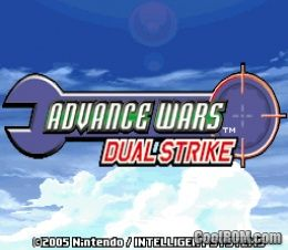 Advance Wars: Dual Strike (Europe) DS ROM | Cdromance