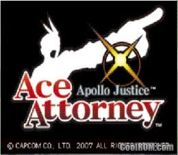 Apollo Justice - Ace Attorney ROM Download for Nintendo DS / NDS