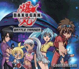 Bakugan Battle Brawlers Battle Trainer Rom Download