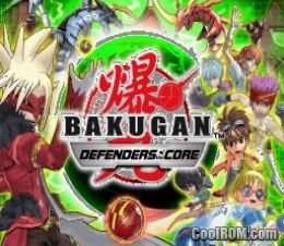 Download Game Bakugan Defenders of the Core [ NintendoDS , Android , PC ]