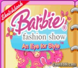 Barbie Fashion Show An Eye For Style Europe Rom Download For Nintendo Ds Nds