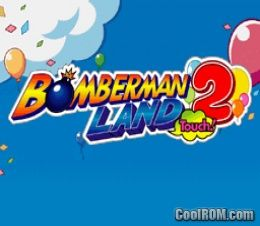 bomberman land touch 2 ds