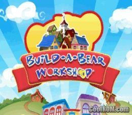 Build A Bear Workshop Ds Rom