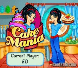 Cake Mania Ds Rom Download