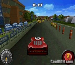 Cars - Race-O-Rama (Europe) ROM Download for Nintendo DS / NDS ...