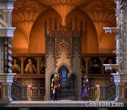 castlevania order of ecclesia rom