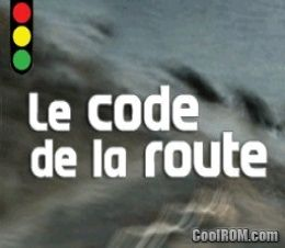 code de la route le france rom download for nintendo ds nds. Black Bedroom Furniture Sets. Home Design Ideas