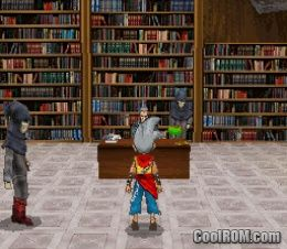 dragon quest 5 ds rom