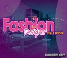 Fashion Designer Style Icon Europe Rom Download For Nintendo Ds Nds