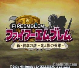 Fire Emblem - Shin Monshou no Nazo Hikari to Kage no Eiyuu (Japan)