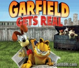 Garfield Gets Real Europe Rom Download For Nintendo Ds