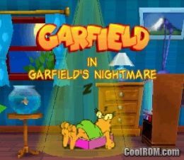 Garfields Nightmare Rom Download For Nintendo Ds Nds Coolrom Com