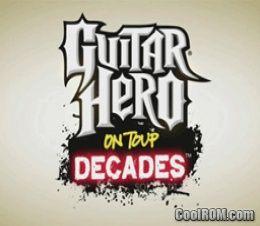 guitar hero ds rom
