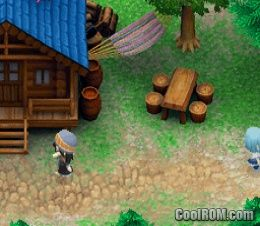 Harvest Moon - Grand Bazaar (Europe) ROM Download for Nintendo DS
