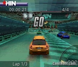 Cars  Nds Rom