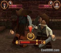 LEGO Pirates of the Caribbean - The Video Game ROM ...