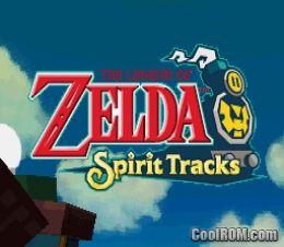 spirit tracks nds rom