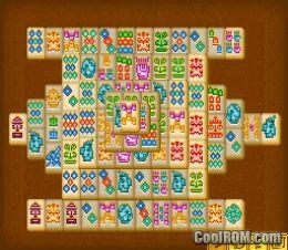 Mahjongg Ancient Mayas Ds