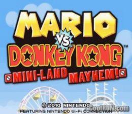 mario vs donkey kong 2 nds rom download
