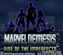 Download of rise marvel imperfects the rom nemesis ds