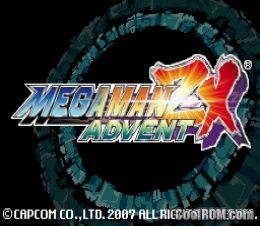 Mega man zx advent rom download for nintendo ds nds for Cool roms
