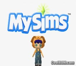 Mysims rom download for nintendo ds nds for Cool roms