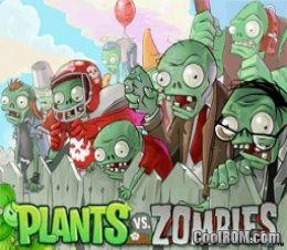 plants vs zombies rom