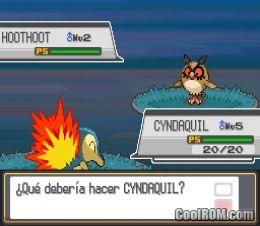 Pokemon soul silver french rom