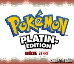 Nds rom pokemon platin deutsch download