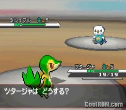 Pokemon white japan rom download for nintendo ds nds for Cool roms