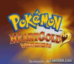 download rom pokemon heart gold